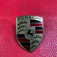 OEM Porsche Front Hood Emblem Crest Cayman 2010 99755921100