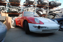 1997 Porsche 911 993