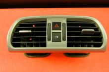 PORSCHE 911 997 GT3 TURBO CENTER DASH A/C AIR VENT MATTE GREY OEM 99755214105