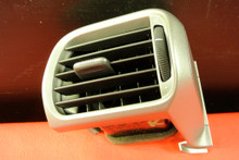 PORSCHE 911 997 GT3 TURBO RIGHT DASH A/C AIR VENT MATTE GREY OEM 99755213205