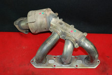 PORSCHE 987 BOXSTER.1 Used Catalytic Converter with Exhaust Manifold 987.113.103.05
