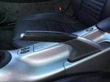 Porsche 911 996 40th AE Silver Handbrake ebrake Emergency Brake Perforated 986
