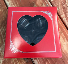 4 Piece Truffle Assortment w/ Heart Box (Seasonal)