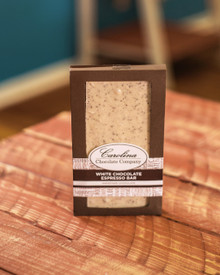 White Chocolate Espresso Gourmet Bar 5oz