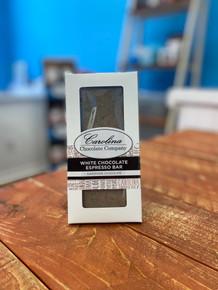 White Chocolate Espresso Gourmet Bar 5oz