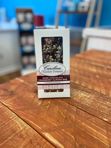 Dark Chocolate Cranberry Almond Gourmet  Bar