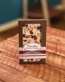 White Chocolate Cranberry Almond Gourmet Bar