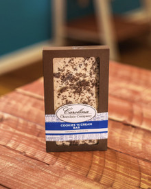 White Chocolate Cookie n' Cream Gourmet Bar