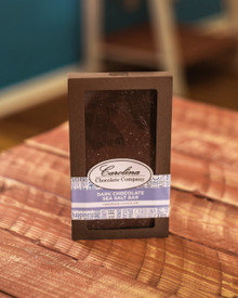 Dark Chocolate Sea Salt Gourmet Bar