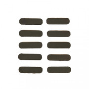 Guntec M-LOK Rubber Insert Covers (10 Pcs Kit)