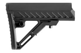UTG PRO Model 4 Ops Ready S2 Commercial-Spec Stock - BLK