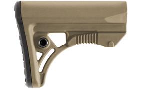 UTG PRO Model 4 Ops Ready S3 Mil-Spec Stock - FDE