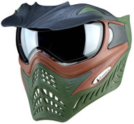 VForce Grill SF Paintball Goggles - Terrain