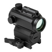 NcSTAR Micro Red & Blue Dot Reflex Optic w/Green Laser