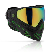 DYE i5 Invision Paintball Goggles - EMERALD 2.0 BLK/LIME