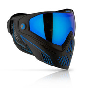 DYE i5 Invision Paintball Goggles - STORM 2.0 BLK/BLUE