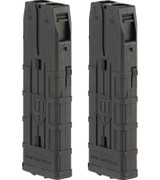 DYE Paintball DAM 20rd Magazine 2 Pack - Black