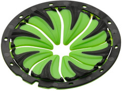 DYE Rotor Quick Feed - Black/Lime