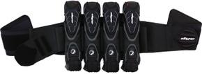 DYE Assault Pack Harness 4+5 - Blk/Gry