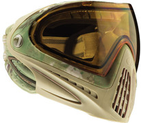 DYE i4 Invision Paintball Goggles - DYE Cam