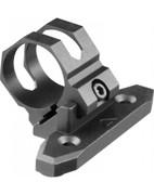 Aim Sports 30mm Keymod 45 Degree Offset Ring Mount