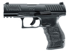 T4E Walther PPQ M2 .43 Cal  Paintball Marker - Black