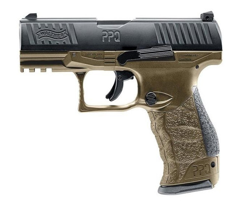t4e walther ppq m2 43 cal paintball marker fde rockstar rh rockstartactical com Walther PK380 Walther PPQ
