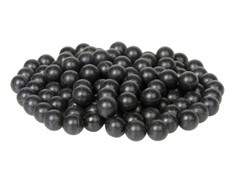 T4E .43 Cal Reusable Rubber Balls 500 CT - Black