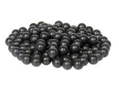 T4E .43 Cal Reusable Rubber Balls 500 CT - Black