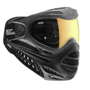 DYE Axis Pro Thermal Paintball Goggles - Black