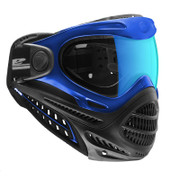 DYE Axis Pro Thermal Paintball Goggles - Blue