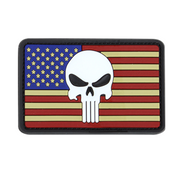 Condor PVC Punisher Classic Flag Patch