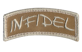 Rothco Infidel Velco Patch