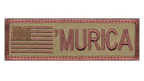 Rothco 'Murica Velco Patch