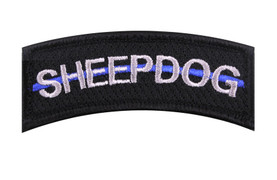 Rothco Sheepdog Velco Patch