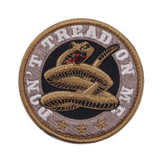 Rothco Don't Tread on Me Velco Patch