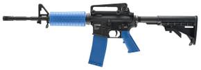 T4E TM4 TM-4 .43 Cal  Paintball Rifle Marker - Blue/Black