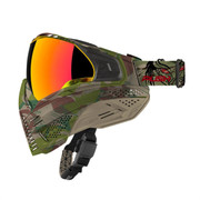 PUSH Unite Paintball Goggles Mask