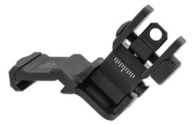 UTG ACCU-SYNC 45 Degree Angle Flip-Up Rear Sight