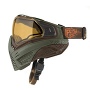 FIRST STRIKE PUSH Unite LE Paintball Goggles Mask