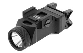 UTG Sub-Compact Pistol Flashlight w/ Picatinny Mount