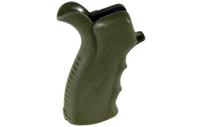 UTG Model 4/AR15 Ergonomic Pistol Grip - OD Green
