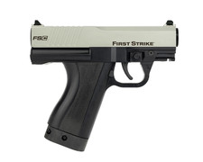 FIRST STRIKE FSC Compact Pistol - Silver/Black
