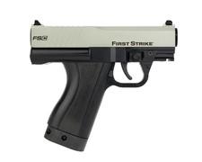FIRST STRIKE FSC Compact Pistol - Silver/Black