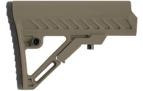 UTG PRO Model 4 Ops Ready S2 MIL-SPEC Stock - FDE