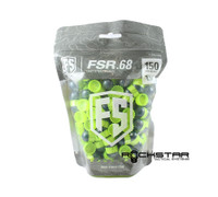 FIRST STRIKE 150rds (150 RD) FSR Paintballs - Color Options!
