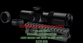 CARMATECH Supremacy Optical Premium  Scope (Level 3)
