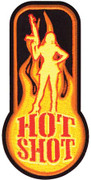 Hot Shot Velco Patch
