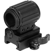 UTG Flip-to-Side 27mm Tactical Flashlight Mount w/QD