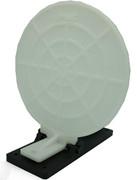 SALE! MILSIG IPMC Paintball Target - White